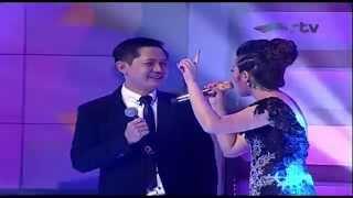 FITRI CARLINA Feat Hendra [Dukun Cinta] Live At Swara Langit Fitri Carlina RTV (23-06-2014)