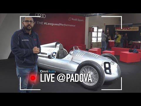 Audi dall Auto Union alla R8 Spyder Auto e Moto d Epoca 2016