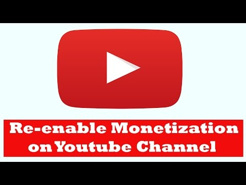 Xxx Mp4 How To Re Enable Monetization On Youtube Channel By Technical Naresh 3gp Sex
