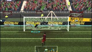 This Is Football(TIF) 2005 - Playstation 2 GAMEPLAY