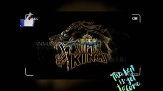 CSK WILL BE BACK||OFFICIALLY SONG||NN MUSICS