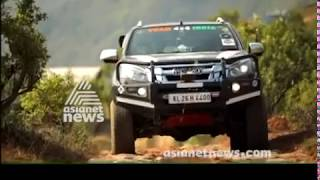 Offroad ride with Isuzu D-Max V-Cross | Smart Drive 18 March 2018