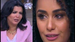 نانسي صلاح بطلة SNl بالعربي : أمي شافتني بالصدفه بعد 27 سنة في التلفزيون