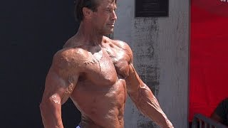 Bill McAleenan - 58 Year Old Light Heavyweight Bodybuilder