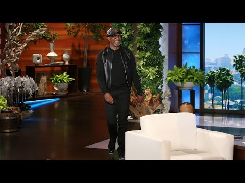 Samuel L. Jackson and Harrison Ford s Friendly Rivalry