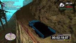 GTA_SA-MP _ Epic Drag Races 3 - Not draging ! _Part 1_ (Czech comment) [+GhostLP]