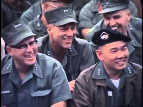 Bob Hope Christmas with Marines at Da Nang