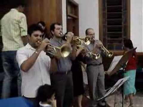 Quarteto de trompetes