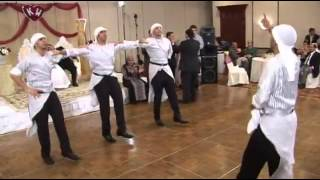 Arab men dance - Lebanon