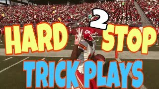 HARDEST 2 STOP PASS & RUN TRICK PLAY CHEESE IN MADDEN 19! BEST MADDEN 19 OFFENSE TIPS