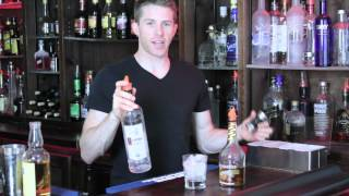 How To Make a Godmother Cocktail