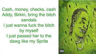 Young Thug - Hot Ft.Gunna (Lyrics)