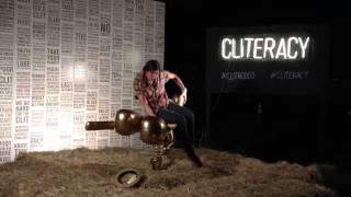 HD-The Clit Rodeo by Sophia Wallace & Kenneth Thomas