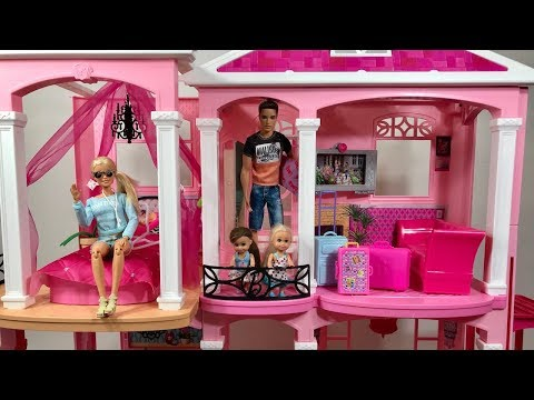 Xxx Mp4 Barbie Dream House PINK Family Vacation 3gp Sex