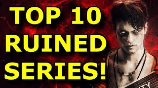 TOP 10 Games That RUINED Their Series!