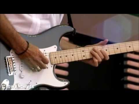 Sheryl Crow & Eric Clapton Tulsa Time Live 2007 with Albert Lee & Vince Gill