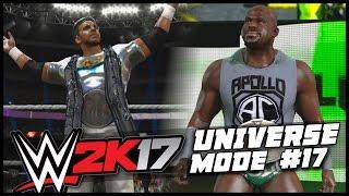 WWE 2K17 | Universe Mode - 'PAYBACK PPV!' (PART 1) | #17