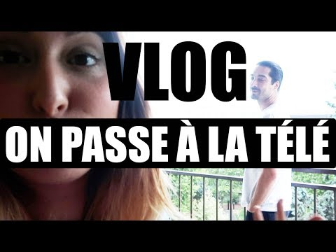 ON PASSE À LA TÉLÉ - FAMILY VLOG