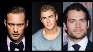 Which Actor Will Be The Perfect Fit For 50 Shades The Movie?