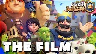 Clash Royale Epic Animation Trailer for Clash Royale