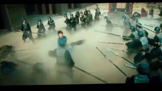 Donnie Yen Fight