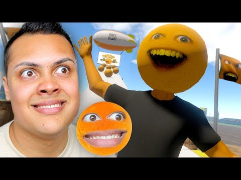 THEY MADE A ANNOYING ORANGE LEVEL Guts and Glory
