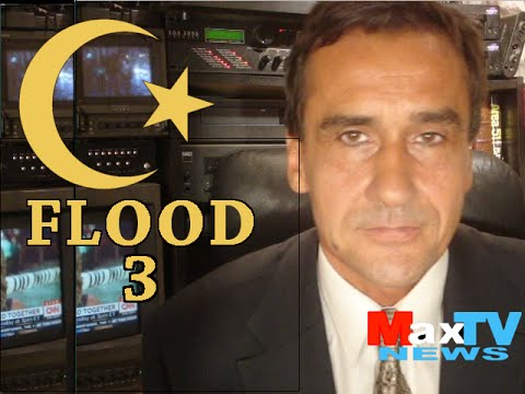 Flood p.3 / Potop (cz.3) - Klątwa Kaddafiego - Max Kolonko Telling it like it is