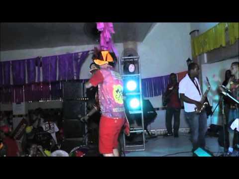 Baile Vermelho e Preto Carnaval 2015