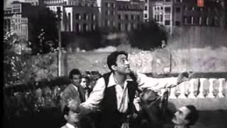 AE MERI TOPI PALAT KE AA - KISHORE- SAHIR -S D BURMAN -FUNTOOSH (1956)