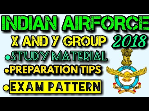 Xxx Mp4 INDIAN AIRFORCE AIRMEN X AND Y Group Exam Preparation New Exam Pattern Syllabus And Study Tips 3gp Sex