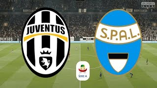 Serie A 2018/19 - Juventus Vs Spal - 24/11/18 - FIFA 19