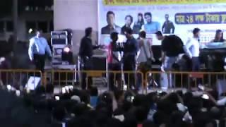 Monir khan Song Concert In singapore