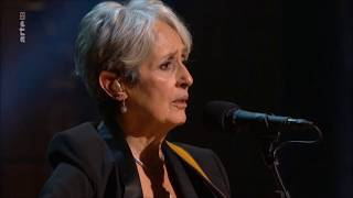 Joan Baez - Forever young - Live 2016