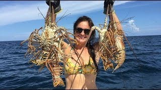 Snorkeling and Lobstering- Ft Lauderdale, Florida