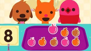 Baby Play Making Juices   Learn Colors Fun Educational Games For Kids