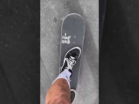 Skateboarding is magical shorts