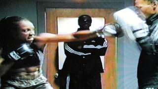 **THE Women's Boxing MOVIE