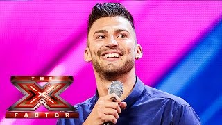 Jake Quickenden sings Jessie J's Who You Are | Arena Auditions Wk 2 | The X Factor UK 2014