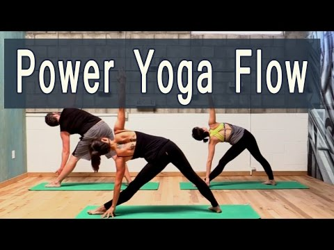Power Yoga Workout Truth
