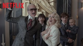 A Series of Unfortunate Events Season 2 | IN and OUT Behind The Scenes | Netflix