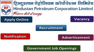 Hindustan Petroleum Recruitment Apply Online Notifications Careers Vacancy