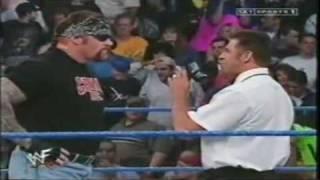 Undertaker And Steven Richards Segment