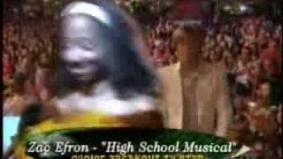 HSM cast wins '06 Teen Choice Awards