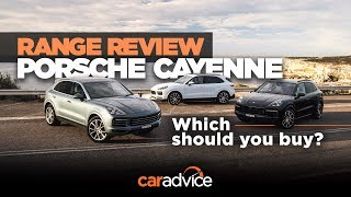 2018 Porsche Cayenne Range Review: Which should you buy?