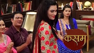Kasam Tere Pyaar ki  | 28th September 2016 | Rishi To MARRY Malaika