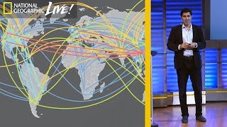 Mapping the Future of Global Civilization | Nat Geo Live