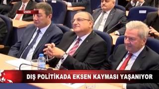 Dış Politika da Eksen Kayması Yaşanıyor - FM TV ANA HABER 21.10.2015