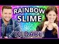 Download Lagu Diy Neon Rainbow Slime?! Di Dare W/ Justin Timberlake And Anna Kendrick