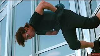 Tom Cruise Stunts || whatsapp status video