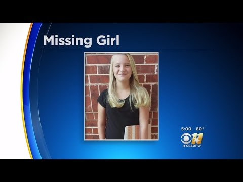 Search On For 12-Year-Old Girl Missing In Saginaw